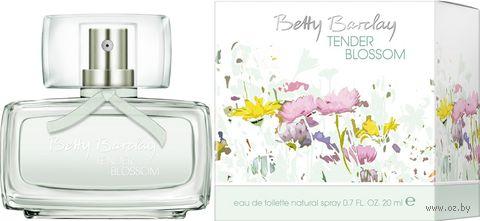"Туалетная вода для женщин ""Betty Barclay Tender Blossom"" (20 мл) — фото, картинка"