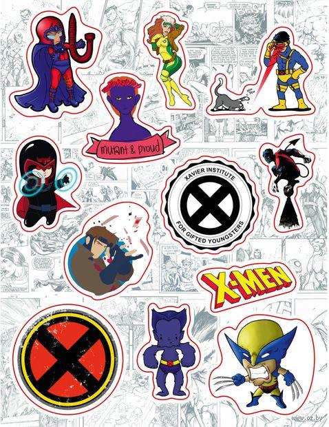 """Набор виниловых наклеек №142 """"X-Men"""""""