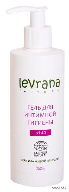 """Гель для интимной гигиены """"Levrana"""" (250 мл) — фото, картинка"""