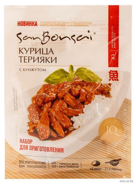 """Набор для приготовления """"SanBonsai. Курица терияки с кунжутом"""" (68 г) — фото, картинка"""