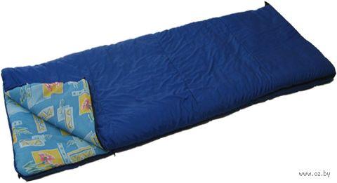 Спальник-одеяло 2-слойный, увеличенный СО-2У (ассорти)