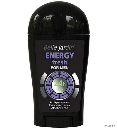 """Дезодорант-антиперспирант для мужчин """"Energy Fresh"""" (стик; 50 мл)"""