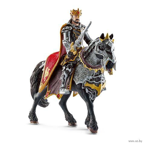 """Фигурка """"Рыцарь Дракона. Король на лошади"""" (15 см)"""