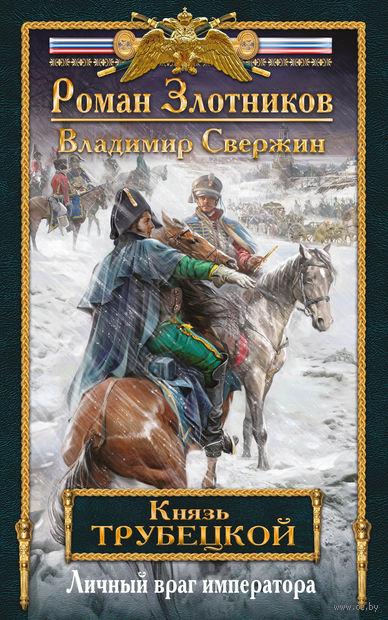 Князь Трубецкой. Личный враг императора. Роман Злотников, Владимир Свержин