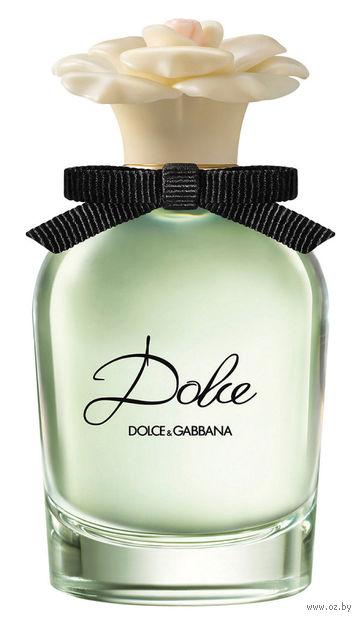 "Парфюмерная вода для женщин Dolce & Gabbana ""Dolce"" (75 мл)"