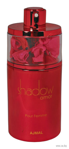 "Парфюмерная вода для женщин Ajmal ""Shadow Amor"" (75 мл) — фото, картинка"