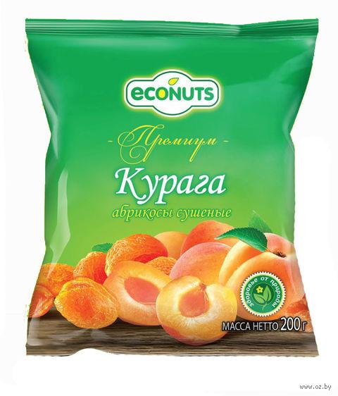 """Курага """"Econuts"""" (200 г) — фото, картинка"""