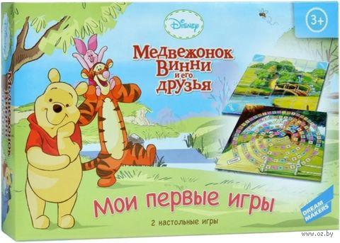Медвежонок Винни. Мои первые игры — фото, картинка