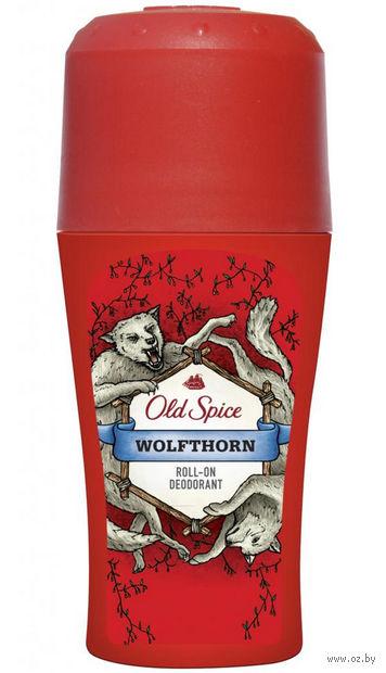"""Дезодорант для мужчин Old Spice """"Wolfthorn"""" (ролик; 50 мл)"""