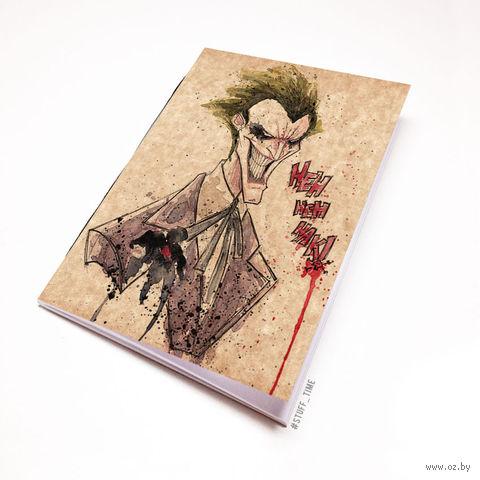 """Блокнот крафт """"Джокер"""" А7 (арт. 907)"""