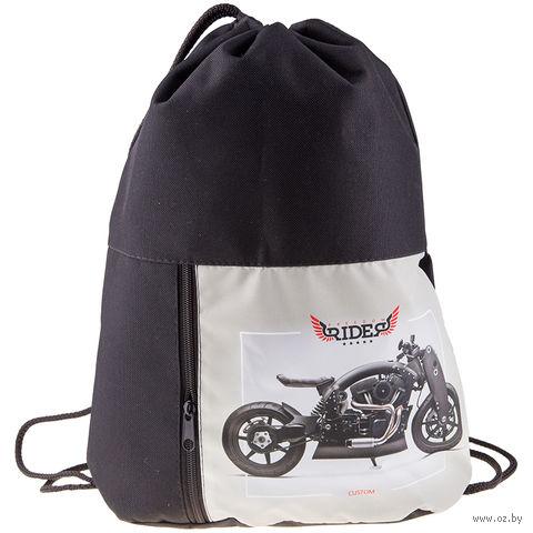 "Рюкзак-мешок ""Мотобайки"" — фото, картинка"