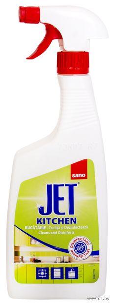 """Средство для чистки кухни """"Jet"""" (750 мл) — фото, картинка"""