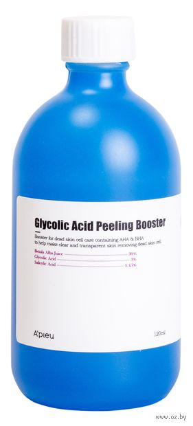 "Пилинг-бустер для лица ""Glycolic Acid. С АНА-кислотами"" (120 мл) — фото, картинка"