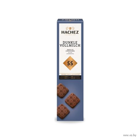 "Шоколад молочный ""Dunkle Vollmilch"" (55 г) — фото, картинка"