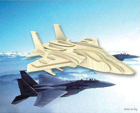 """Сборная деревянная модель """"Самолет F-15"""""""