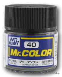 Краска Mr. Color (german gray, C40)