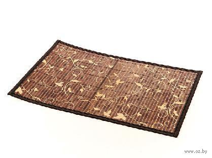 Подставка сервировочная бамбуковая (300х450 мм; арт. 4900030)
