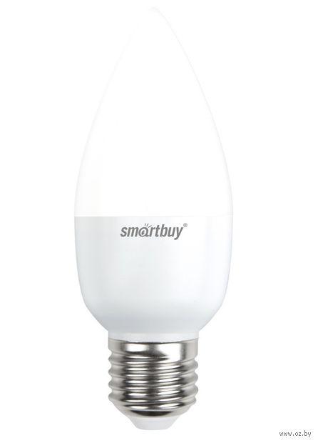 Лампа светодиодная LED C37 07W/4000/E27