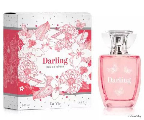 """Туалетная вода для женщин """"Darling"""" (100 мл) — фото, картинка"""