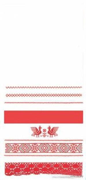 """Вышивка крестом """"Рушник. Узоры"""" (1600x450 мм) — фото, картинка"""