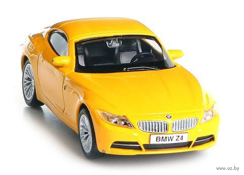 """Модель машины """"BMW Z4"""" (масштаб: 1/43)"""