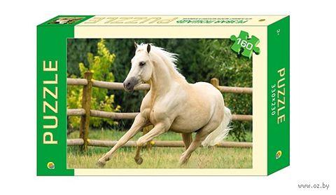 """Пазл """"Резвая лошадь"""" (160 элементов)"""