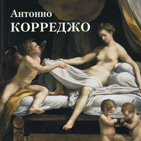 Антонио Корреджо — фото, картинка