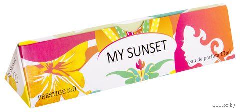 "Парфюмерная вода для женщин ""Prestige №9. My Sunset"" (17 мл) — фото, картинка"