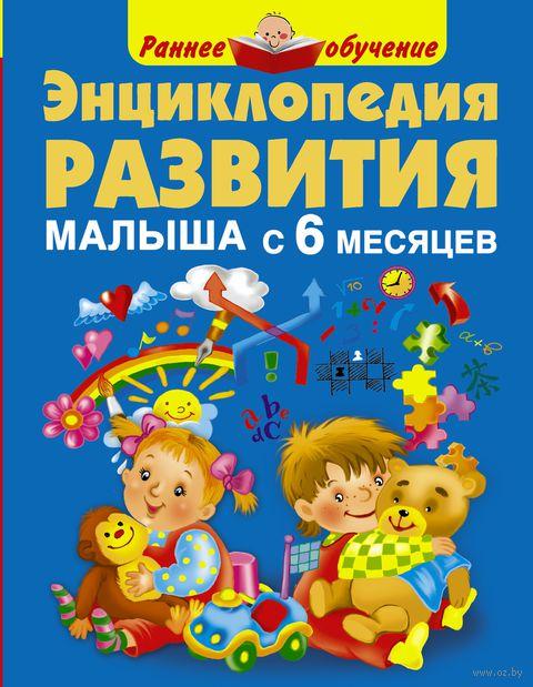 Энциклопедия развития малыша с 6 месяцев. Мария Малышкина