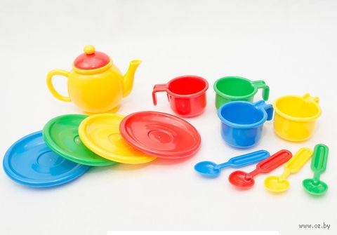"""Набор детской посуды """"Tea Party"""" (14 шт)"""