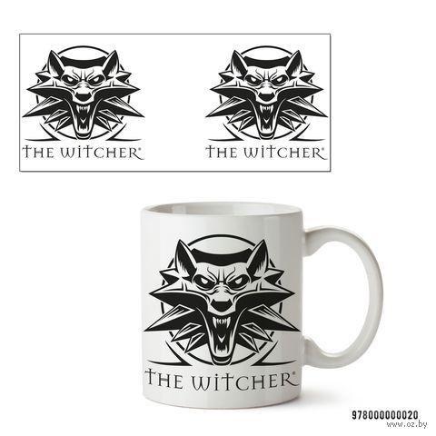 "Кружка ""Ведьмак. The witcher"" (арт. 020)"
