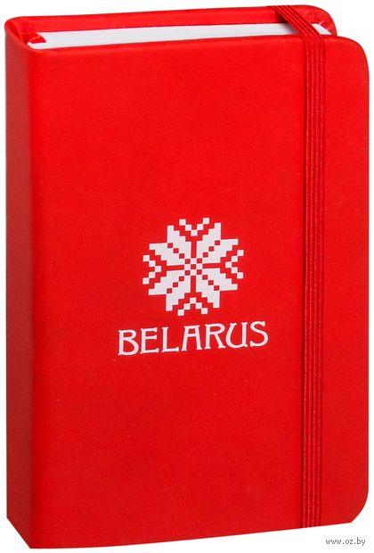 """Блокнот Vitaem """"Belarus"""" (А6)"""