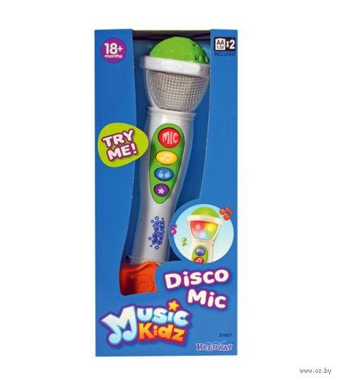 """Музыкальная игрушка """"Микрофон"""" (со световыми эффектами; арт. 31957)"""