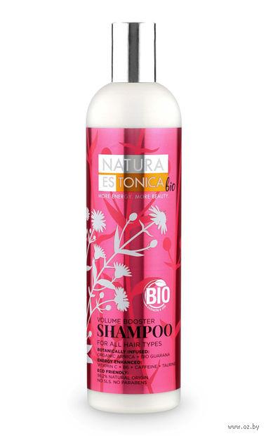 """Шампунь для волос """"Усилитель объема"""" (400 мл) — фото, картинка"""