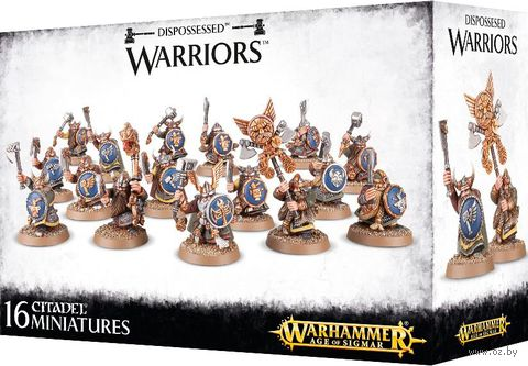 Warhammer Age of Sigmar. Dispossessed. Warriors (84-06) — фото, картинка