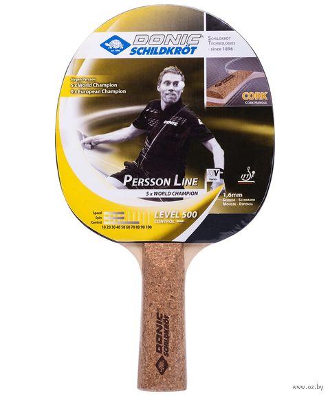 "Ракетка для настольного тенниса ""Persson 500"" — фото, картинка"
