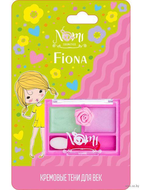 """Тени для век детские """"Fiona"""" — фото, картинка"""