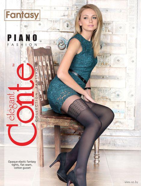 "Колготки женские фантазийные ""Conte. Piano"""