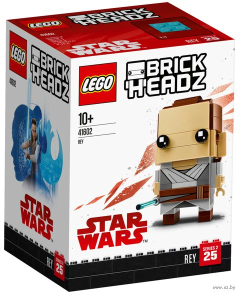 "LEGO Brick Headz ""Рэй"" — фото, картинка"