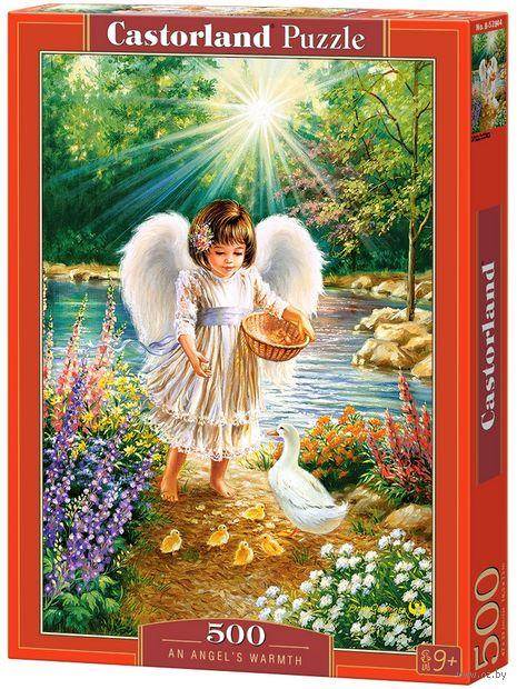 """Пазл """"Ангельская забота"""" (500 элементов) — фото, картинка"""