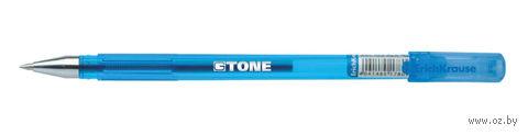 "Ручка гелевая ""G-TONE"" (синяя)"