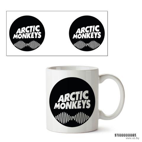 "Кружка ""Arctic Monkeys"" (арт. 065)"
