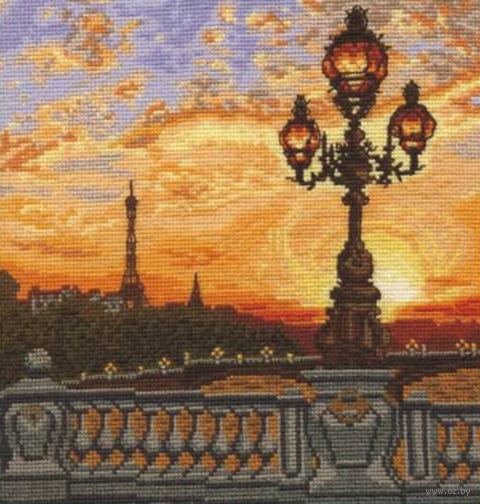 """Набор для вышивания """"Парижский вечер"""""""