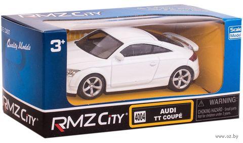 """Модель машины """"Audi TT"""" (масштаб: 1/43)"""