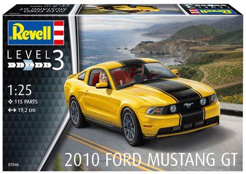 "Сборная модель ""Автомобиль Ford Mustang GT 2010"" (масштаб: 1/25) — фото, картинка"