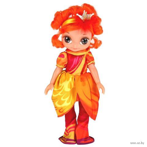 "Музыкальная кукла ""Сказочный патруль. Алёнка королева бала"" — фото, картинка"