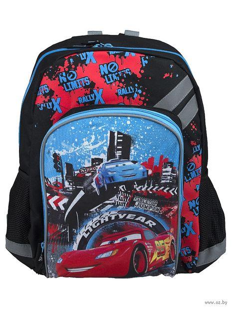 Школьный рюкзак Тачки