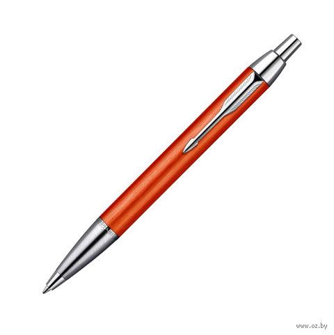 """Ручка шариковая синяя """"I.M. Premium Big Red CT"""""""