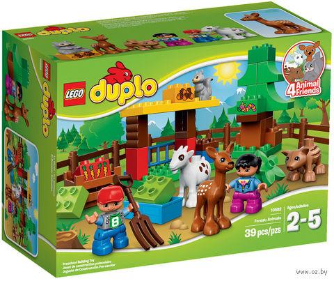 """LEGO Duplo """"Лесные животные"""""""