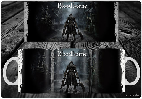 "Кружка ""Bloodborne"" (арт. 2) — фото, картинка"